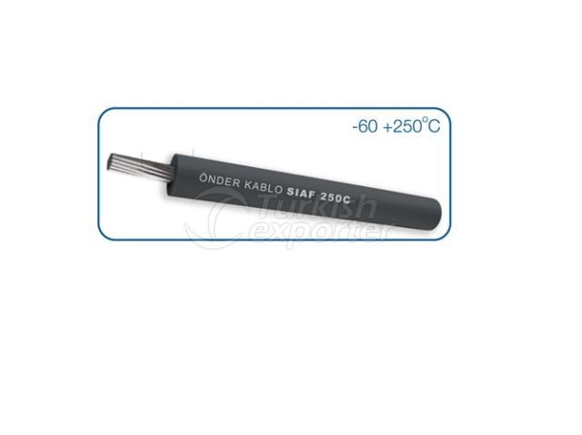 Silicone Insulated Custom Silicone Cable