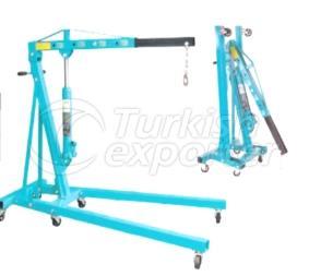 Hydraulic Engine Crane