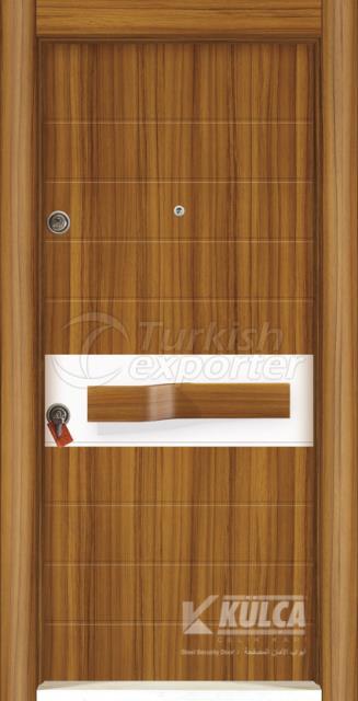 D-2013 (PVC STEEL DOOR )