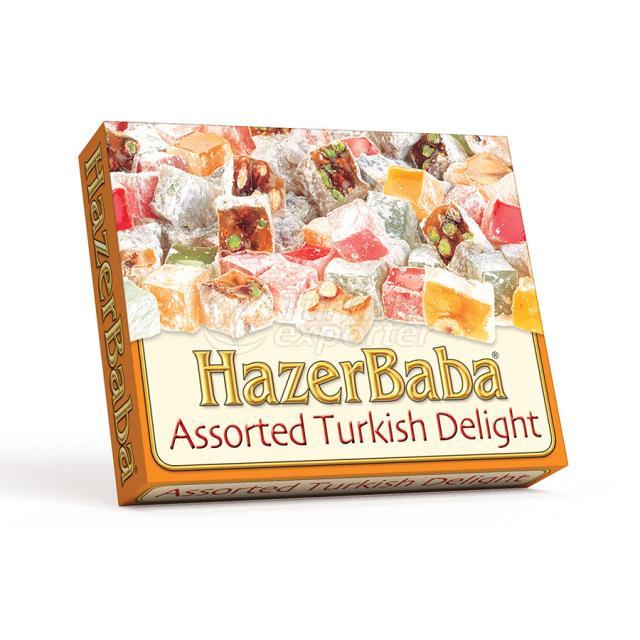 Assorted Turkish Delight