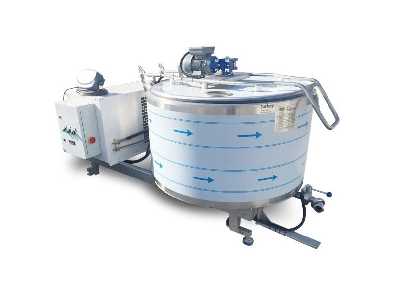 Vertical Cooling Tanks 750 LT