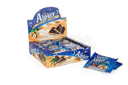 Tablet Alps Chocolate Hazelnut