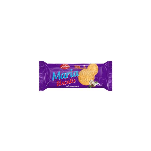 Maria Biscuit with Coconut