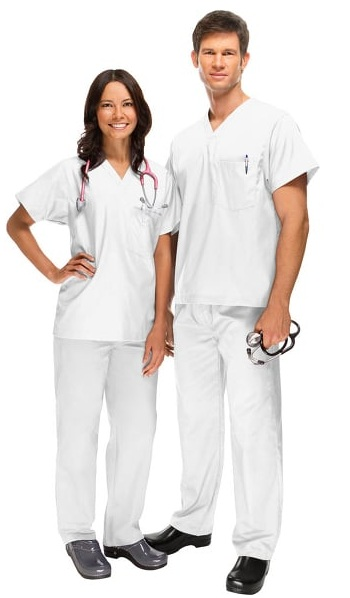 Surgical Suit Colored Jersey
