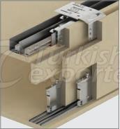 Adjustable Sliding Wardrobe System M02 SRG 190