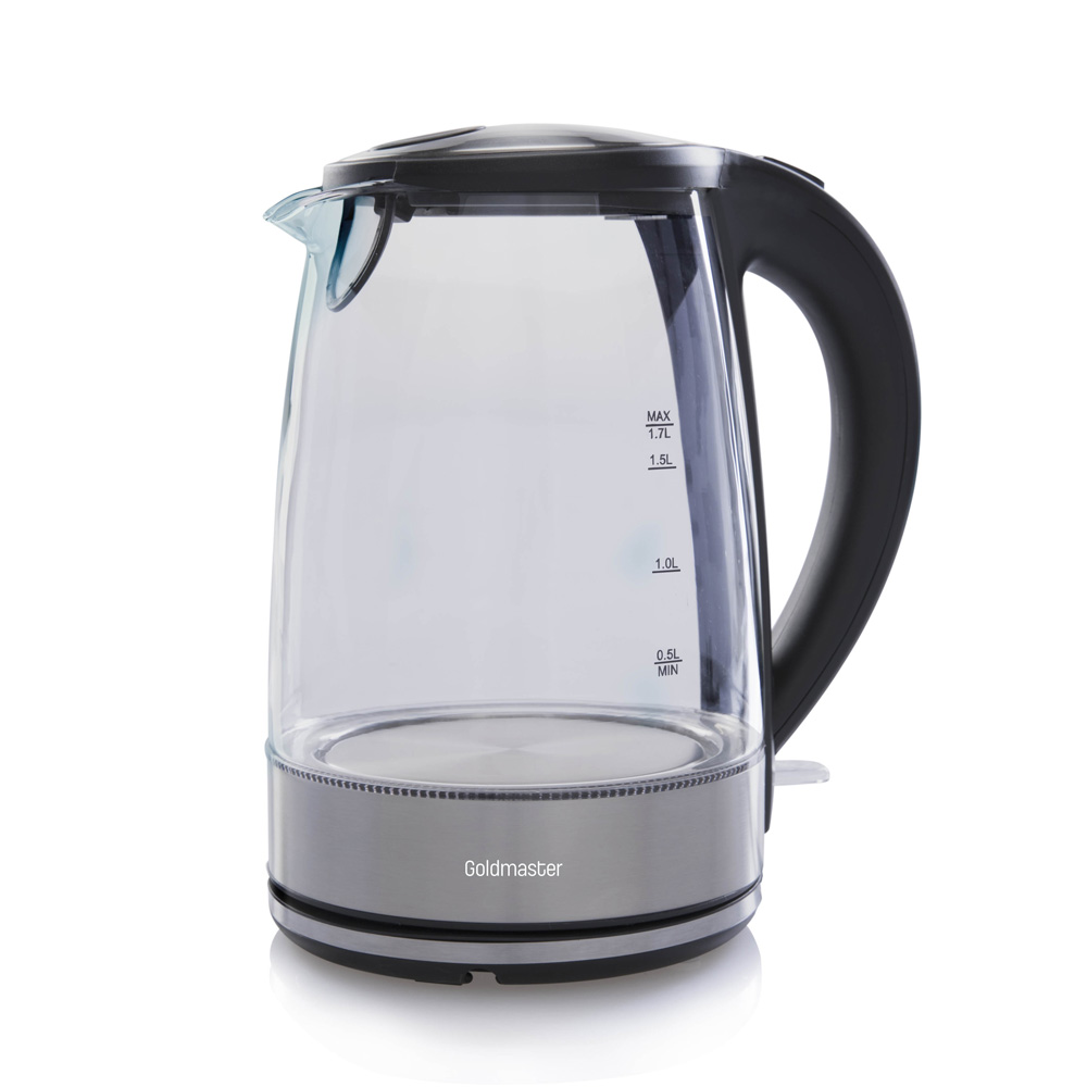 Berrak Glass Kettle