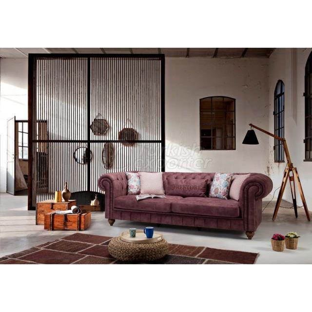 Chester Sofa Set