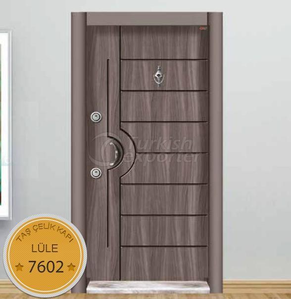 Çelik Kapı - Lüle 7602