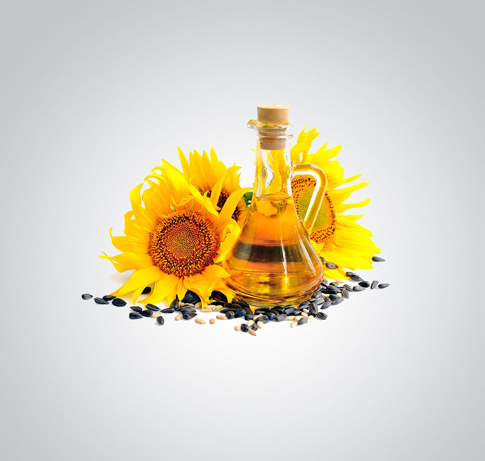 Vegetable Oils - Sunflower Oil