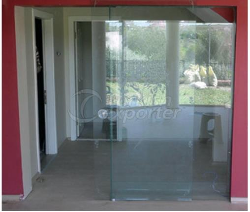 Sliding Glass Doors HT 8400
