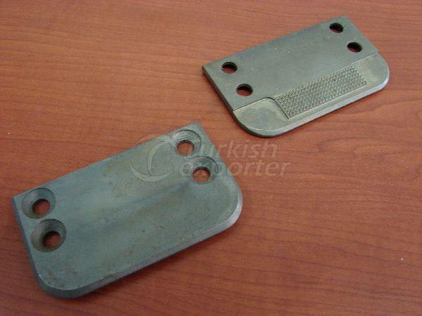 CNC Punch Sheet Holder