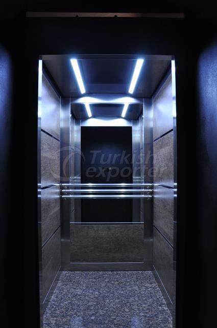 Yukselis Elevator Cabin - Lona