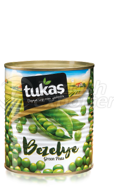 Canned Peas 830 gr