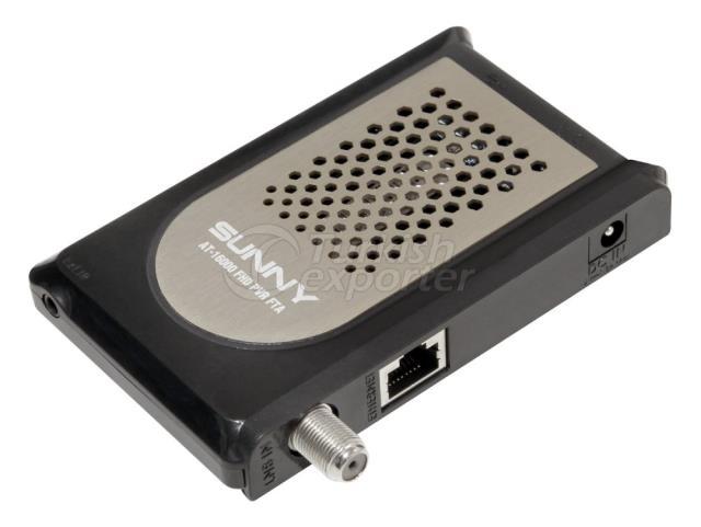 FULL HD Uydu Alicisi AT-16000