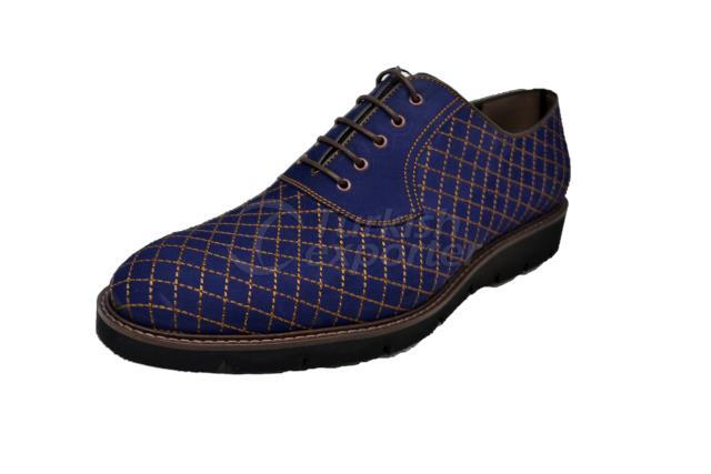 3675-1 أحذية N-Blue