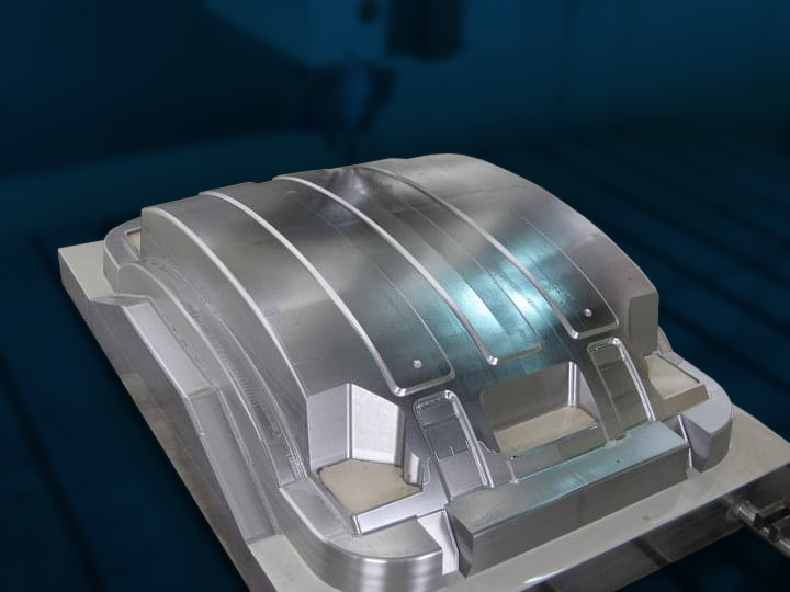 Plastic And Aluminum Injection Molds