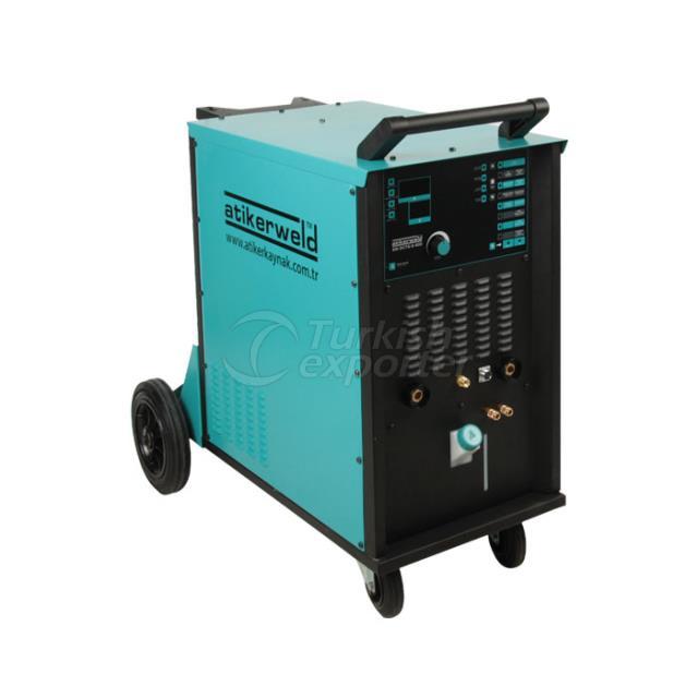 Ac-Dc Welding Machines