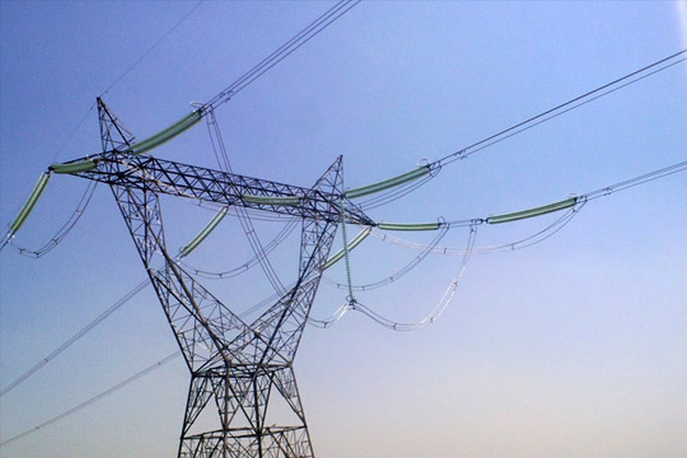 380kw Energy Transmission Line Poles