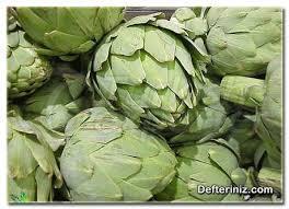 Condimentos de alcachofa