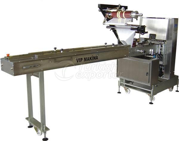 Mobile Jaw Flowpack Packing Machine VM.010-2