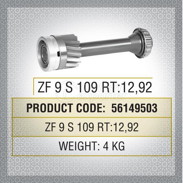 Cardan Shaft 2F95109-1292