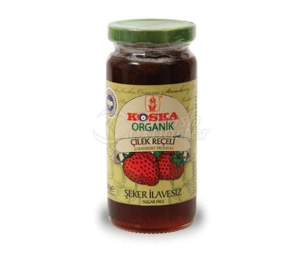 Strawberry Jam 300gr