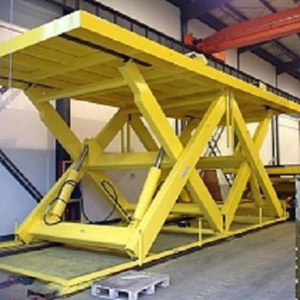 Scissor-type Car Lifting Platform