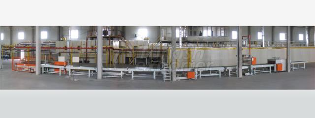 Panel Radiator Packaging Line