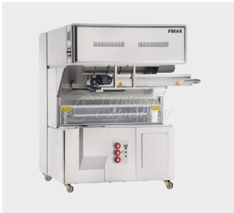 Máquina de prueba de masa S8