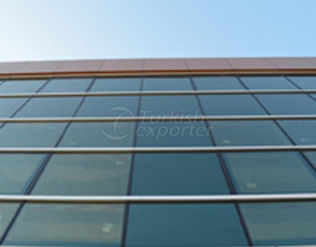 Aluminum Cover Facade Cladding Systems