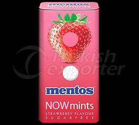 Mentos Nowmints Strawberry