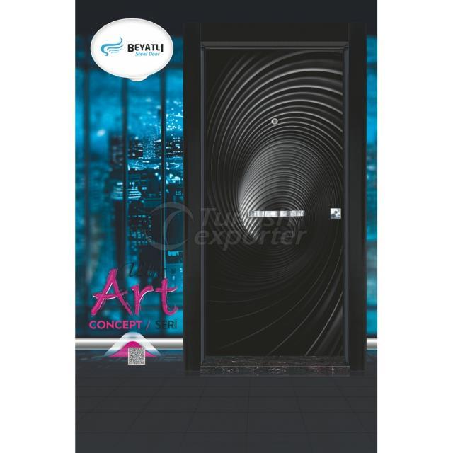 Çelik Kapı - UA 703