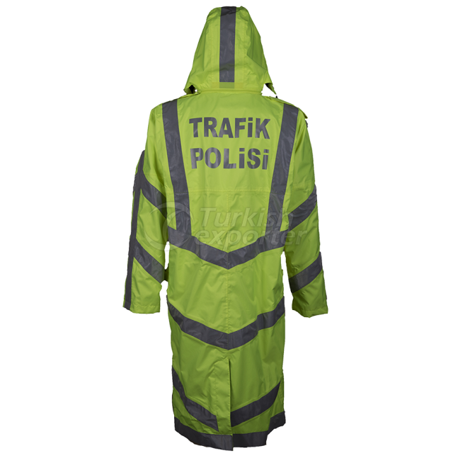 Traffic Raincoat