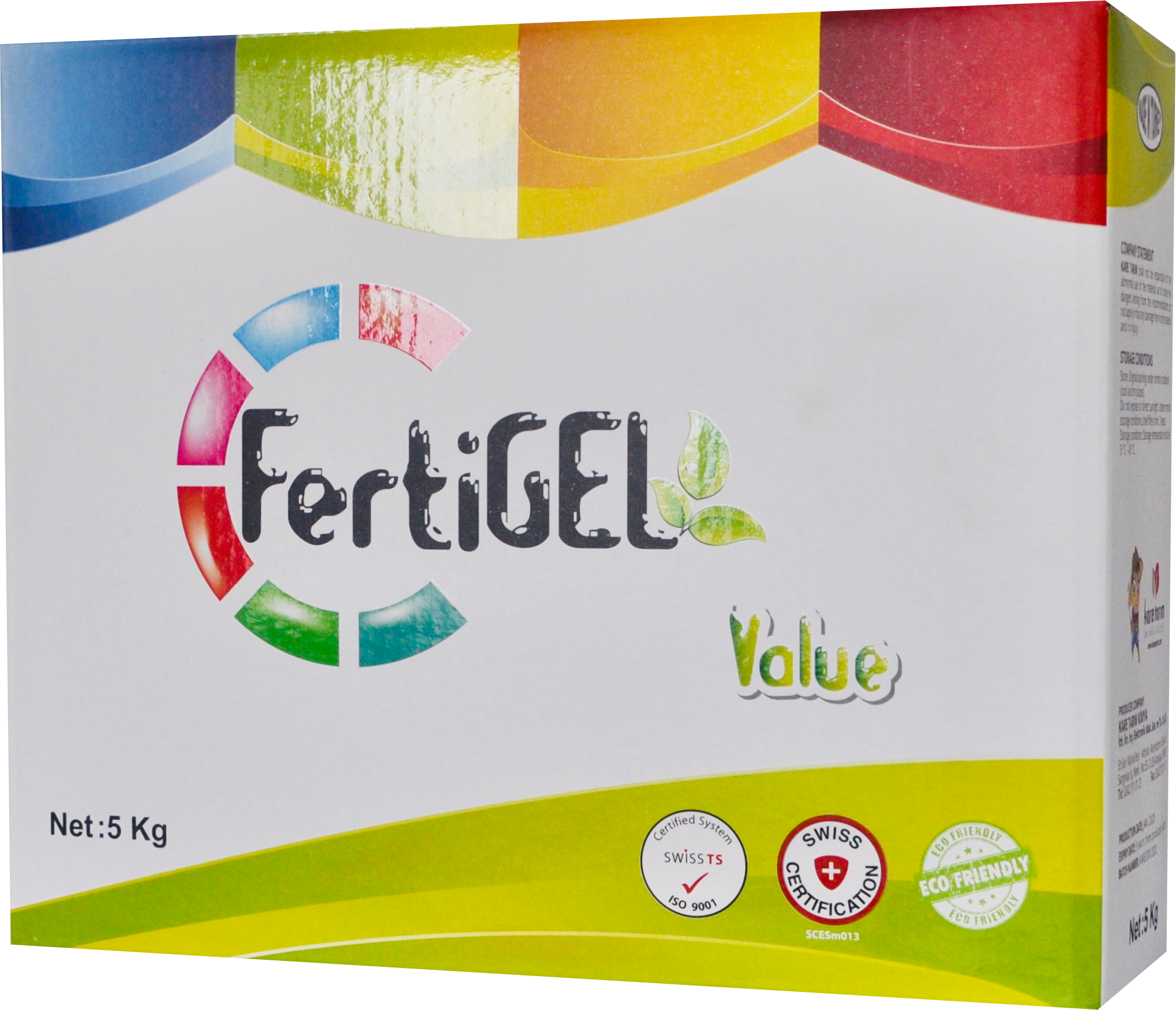 Fertilizer FERTIGEL VALUE