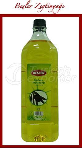 Ривьера Оливковое масло 2 литровые бутылки (2 л x 9)