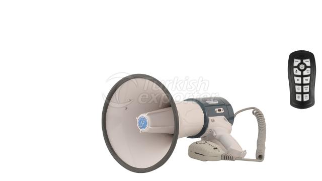 Siren Megaphone