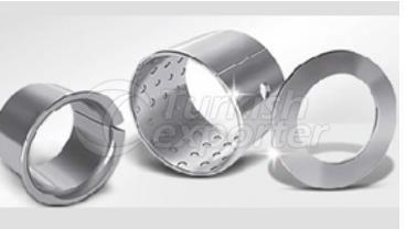 Self Lubricated Plain Bearings