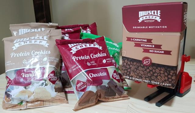 MUSCLE CHEFF PROTEIN FOODS