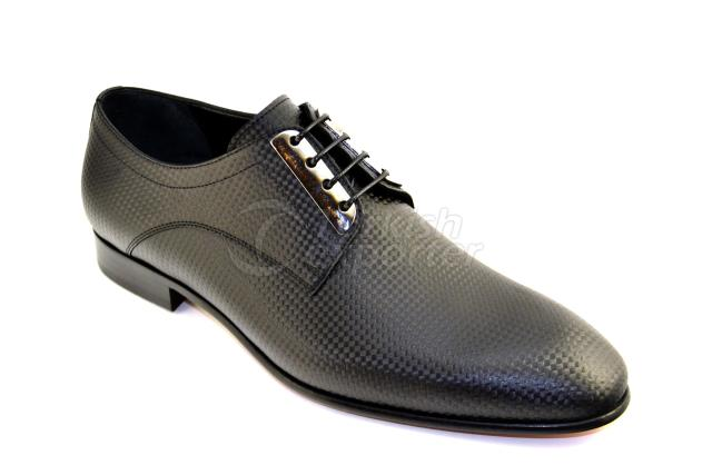4117-1 أحذية سوداء