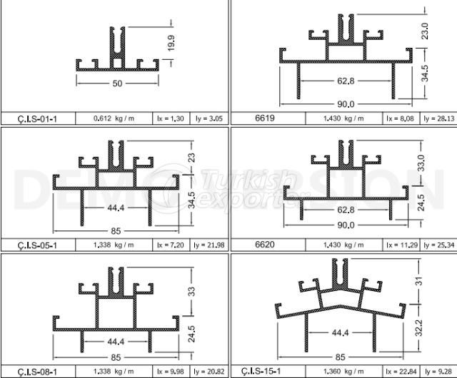 انظمة اضاءة سقوف   SW - 11