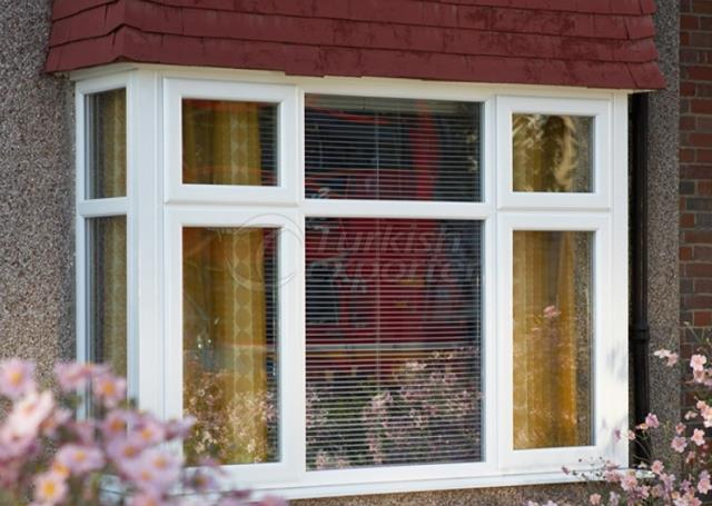 أنظمة النافذة Pvc