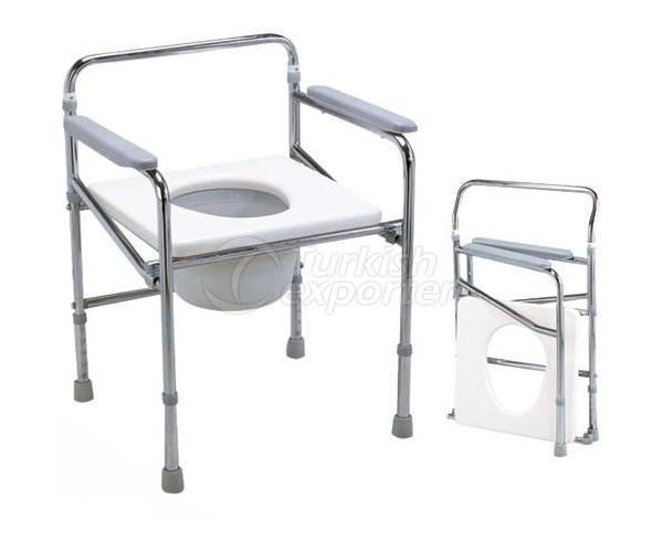 كرسي مريض { مرحاض }ا
