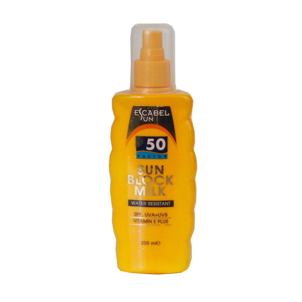 Sun Block Milk 50 Spf