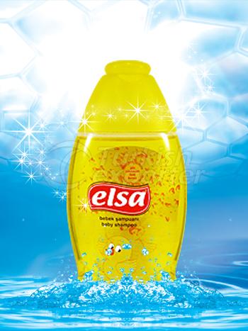 Baby Shampoo A-525 Elsa