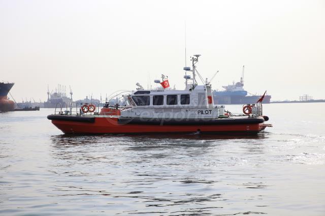Fast Pilot Boat