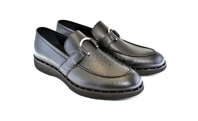 4966 Sapatos pretos