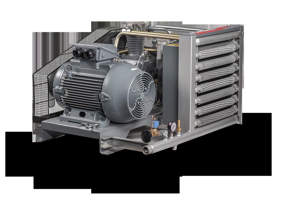 DBK Reciprocating Booster Compressor