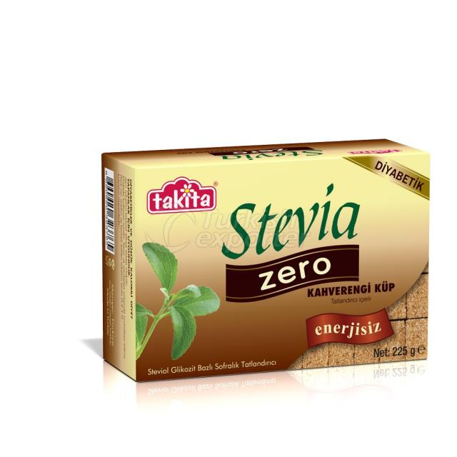 Stevia Zero Brown Cube
