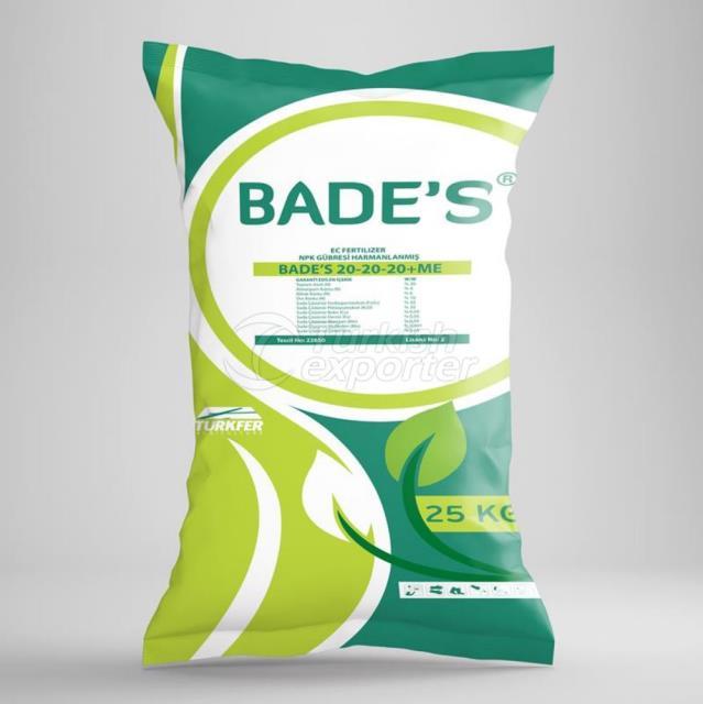 BADE'S 20-20-20-ME