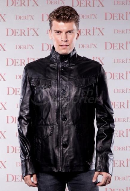 Leather Jackets M5 E